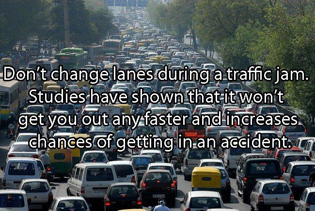 car-Dont-Change-Lanes-During-A-Traffic-Jam