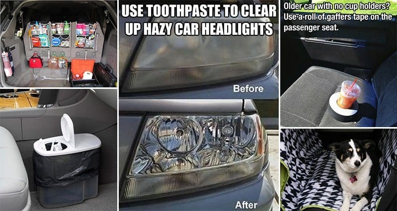 16 Useful Car Hacks You Should Know