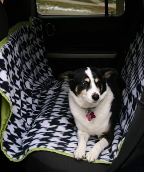 car seat dog hammock
