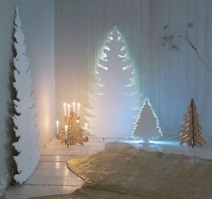 Most Popular Christmas Tree: 18 Of The Most Creative Christmas Tree Ideas