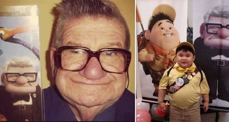 cartoon lookalikes