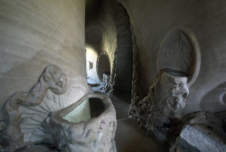 carved-cave-path
