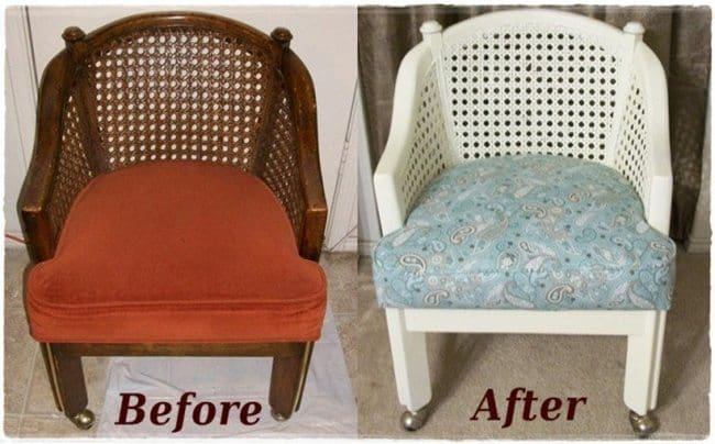 chair-makeover-wicker