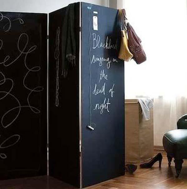 chalkboard-room-divider