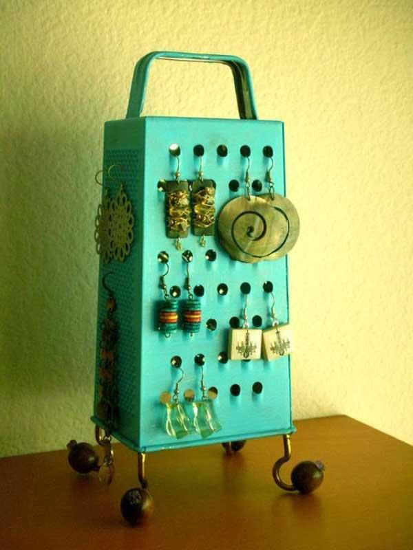 cheesegrater jewellery