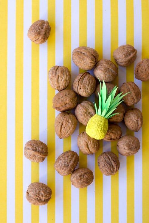 chestnut pineapples