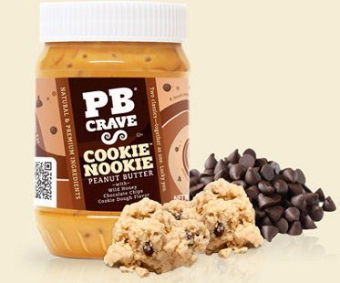chocolate chip cookie peanut butter