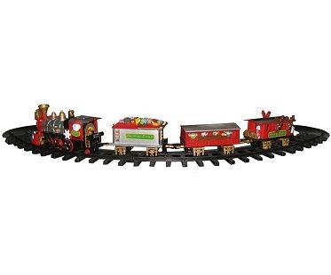 christmas tree train christmas tree train set - Christmas Tree Train Set
