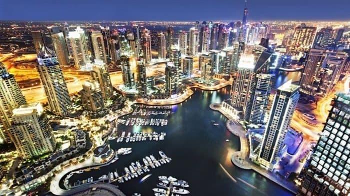cities-at-night-dubai