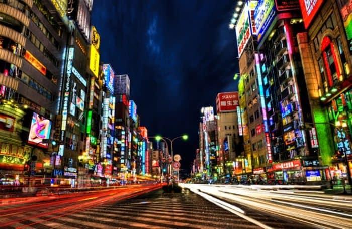 cities-at-night-japan-tokyo