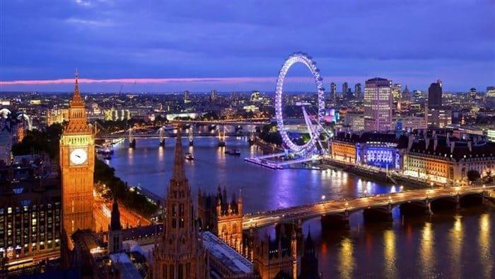 cities-at-night-london