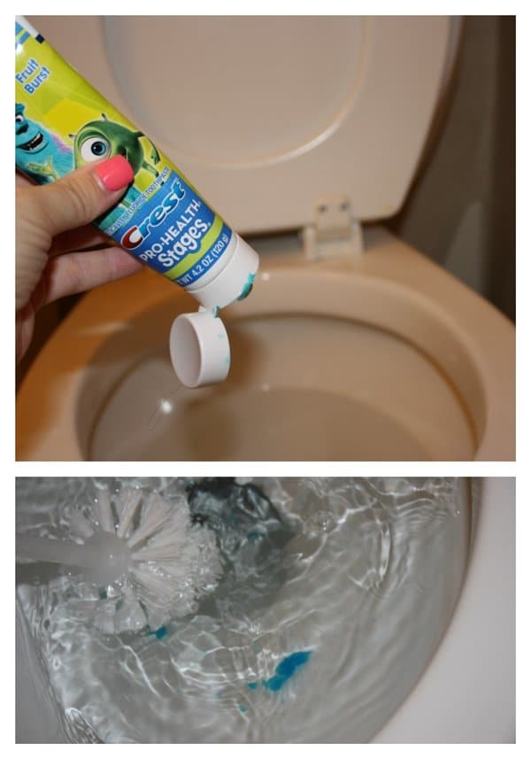 clean-toilet-toothpaste