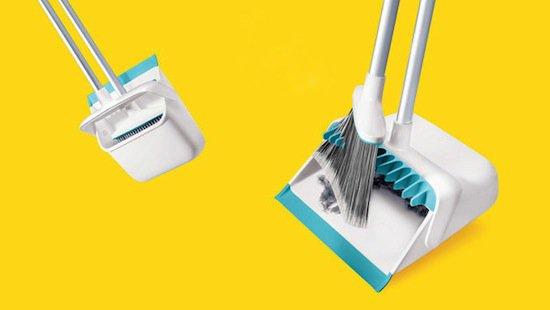 clever-dustpan