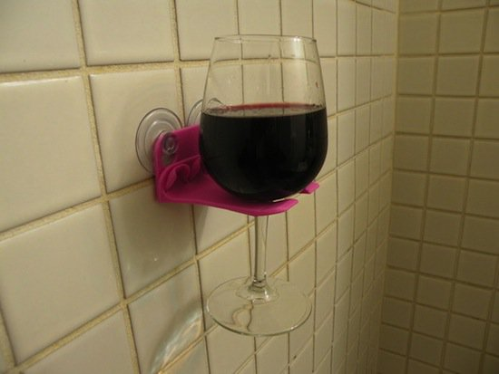 clever-shower-wine