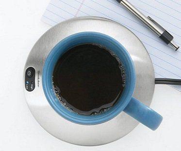 coffee cup warmer top