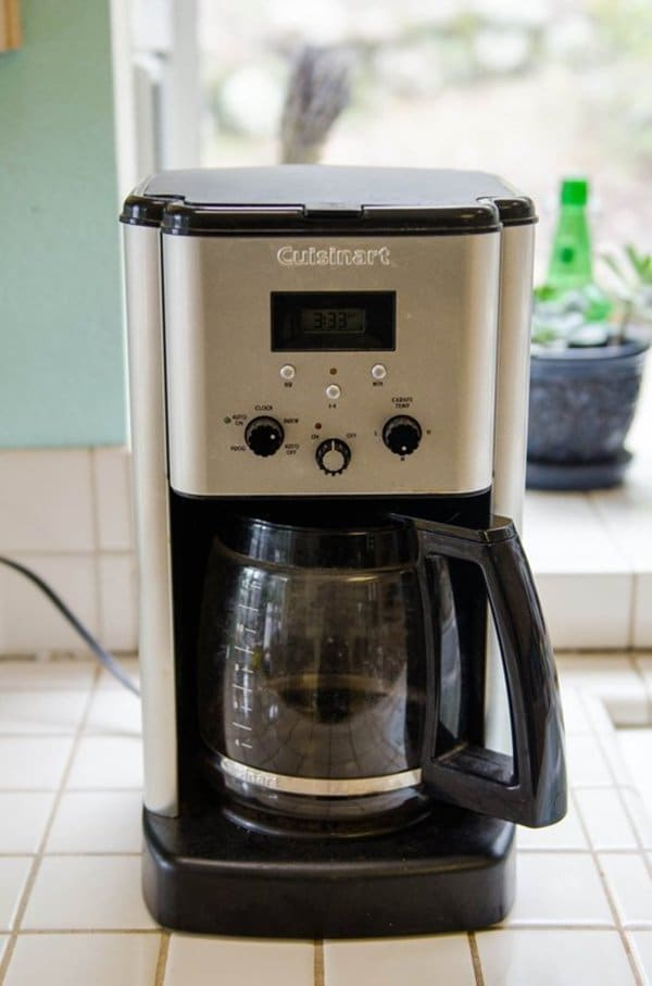 Cleaning Electric Coffee Maker With Vinegar : 16 Of The Best Cleaning Hacks You Need To Know