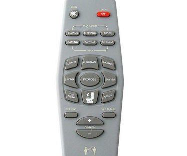 control a man remote control