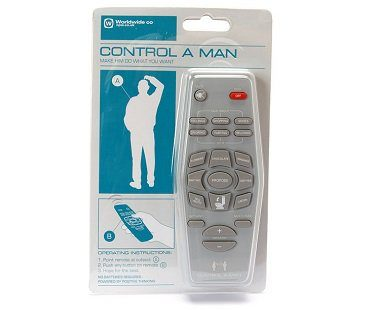 control a man remote control pack