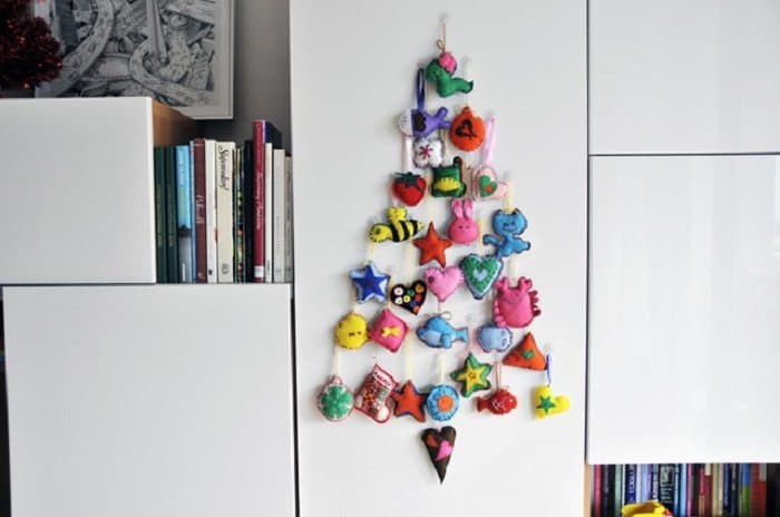 cool toy christmas tree