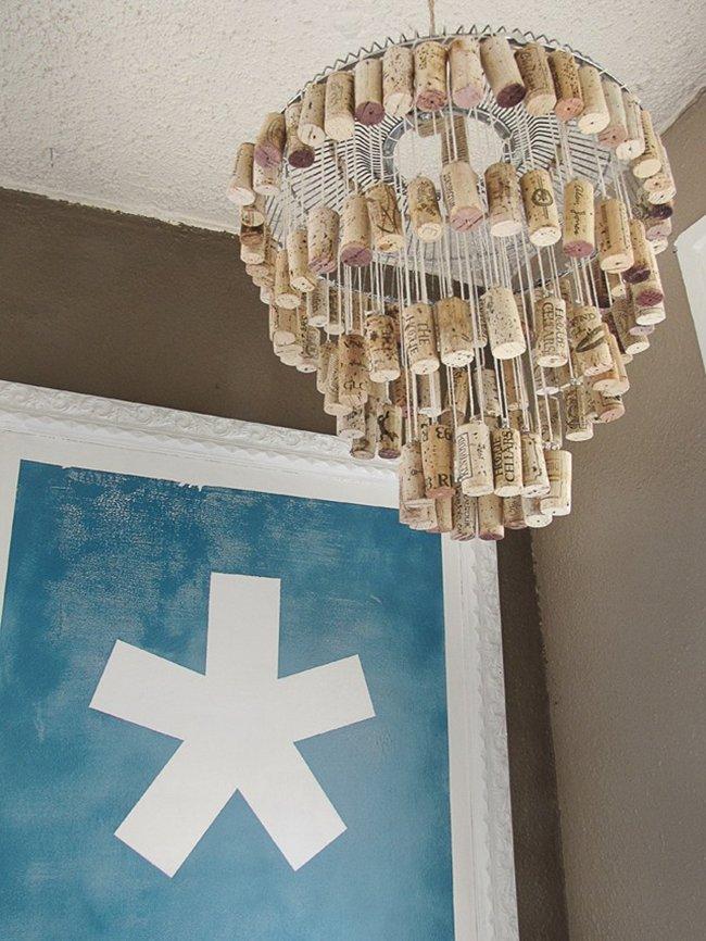 cork-chandelier