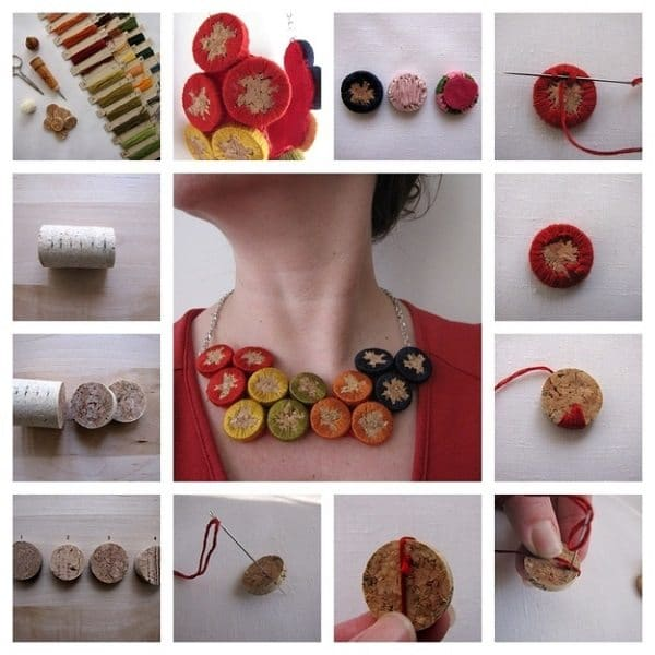 Cork Jewelry: 15 Easy And Creative Uses For Old Corks