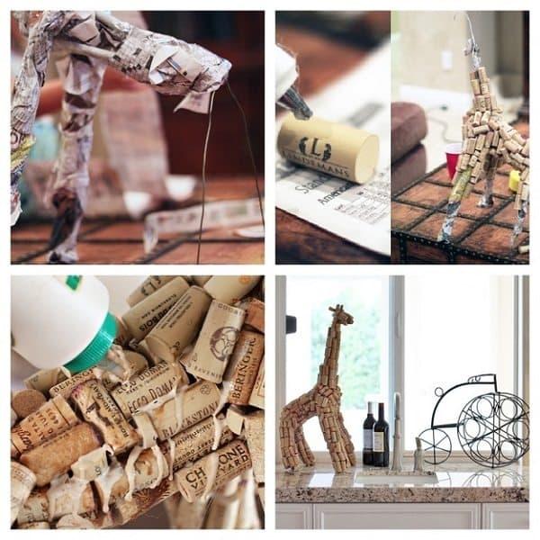 cork statues