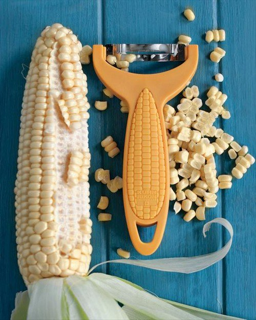 corn zipper