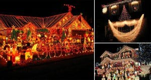 crazy christmas decorations
