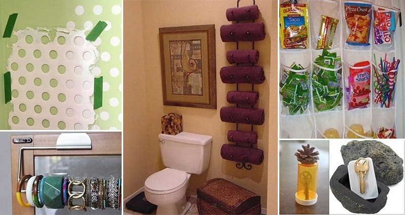 20 Creative DIY Ideas For Your Home - Part 1