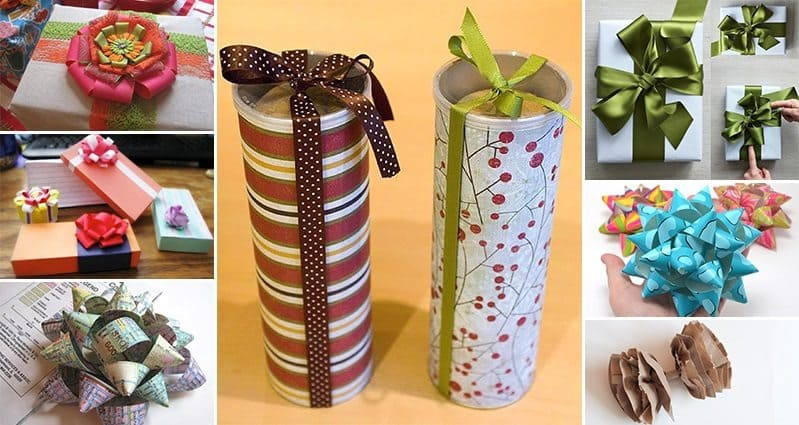10 Cute Ways To Wrap Your Presents For Christmas