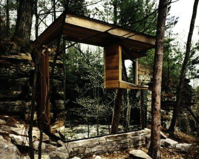disguise-sauna