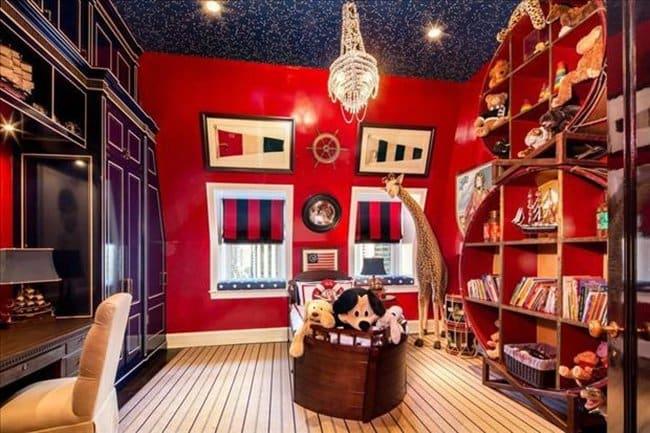 disney-bedroom