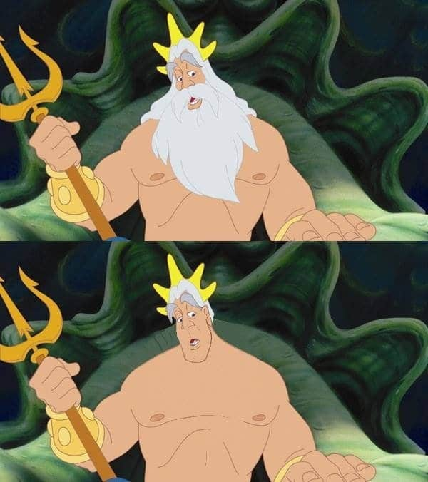 disney-men-without-beards-triton