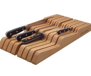 drawer knife storage tray knives