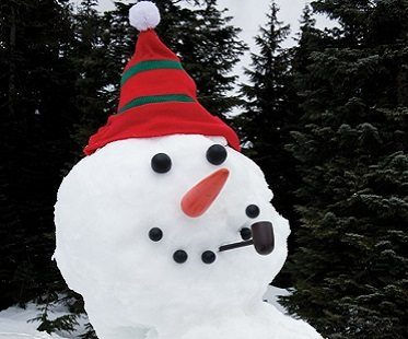 dress snowman kit