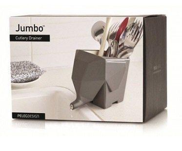 elephant cutlery drainer box