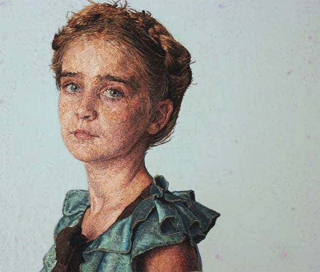 embroidered-portraits-girl
