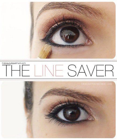 eye eyeliner
