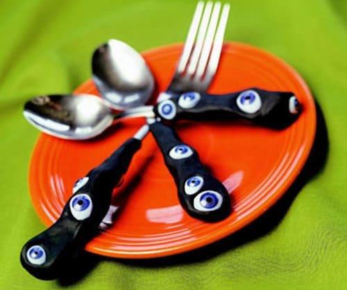 eyeball utensils