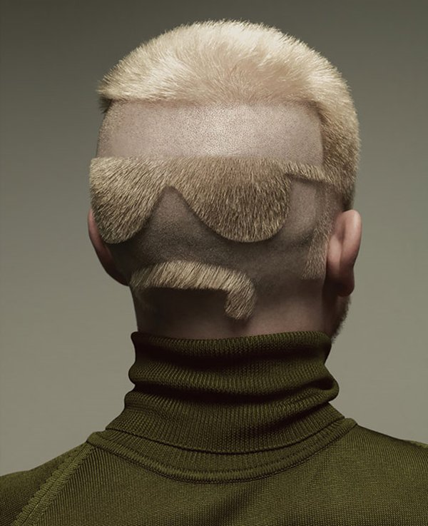 face-hair
