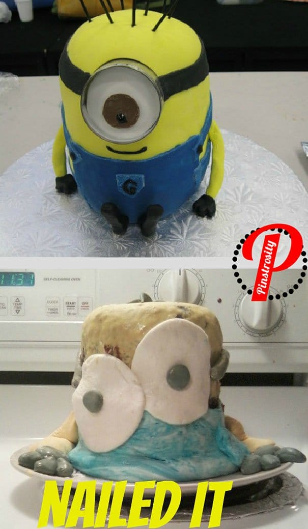 fails-melted-minion