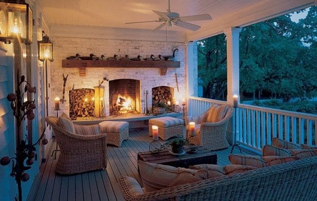 fireplace-porch
