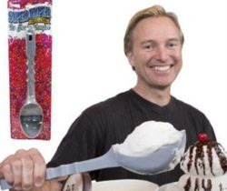 giant ice cream scooper
