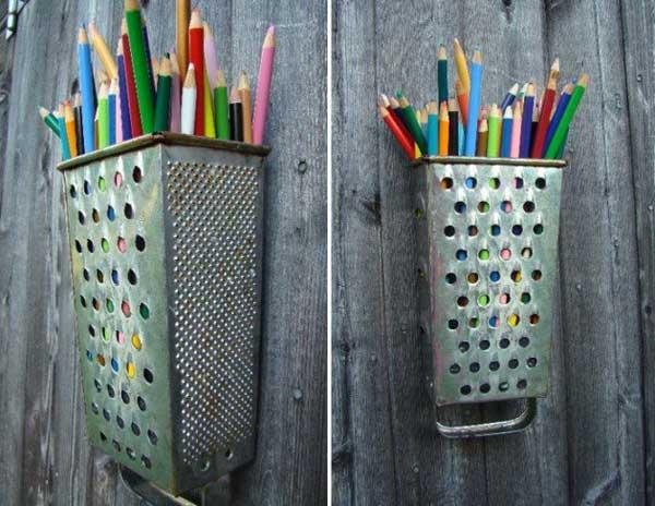 grater pencils