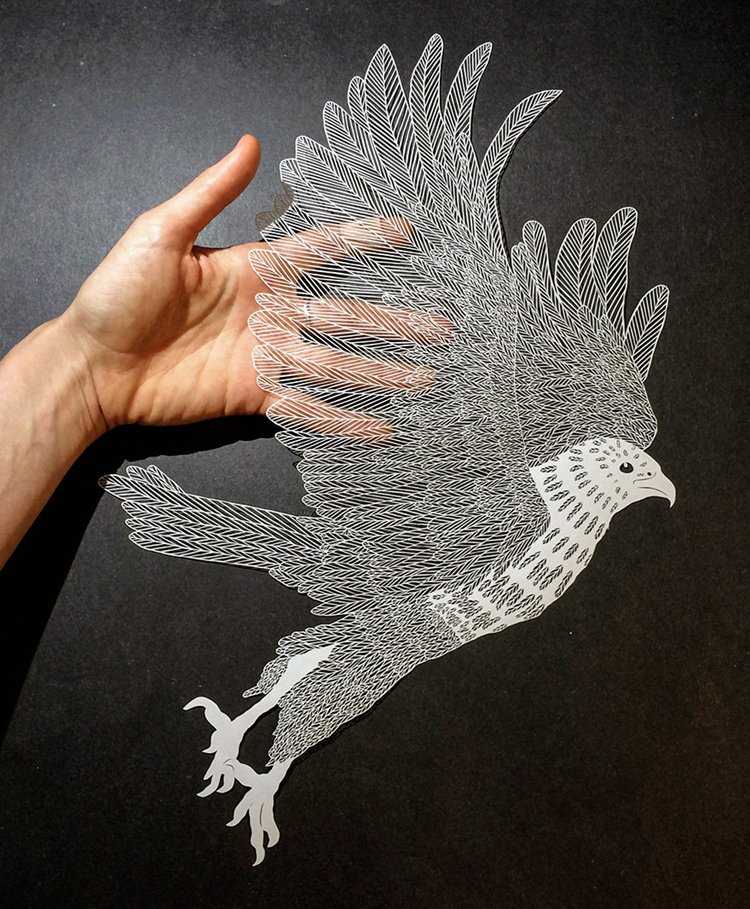 hand-cut-paper-art-maude-white-eagle