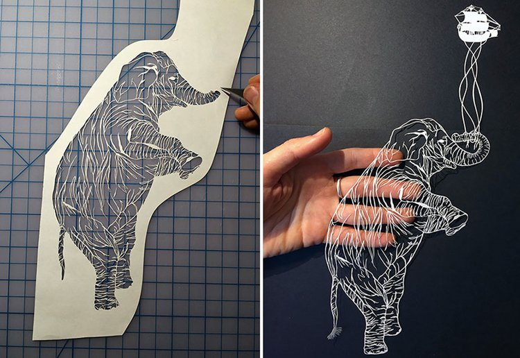 hand-cut-paper-art-maude-white-elephant