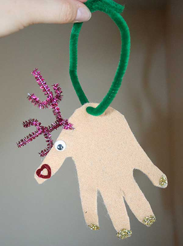 17 Christmas Crafts Kids Will Love - Part 2
