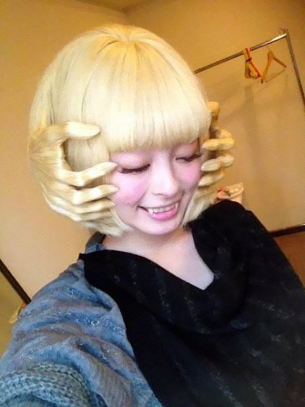 15 Crazy But Fun Hairstyles You Wont Believe Are Real