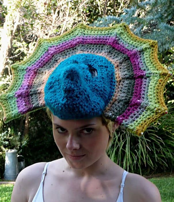 hat-peacock