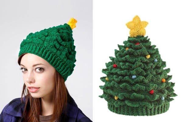 hat-xmas-tree